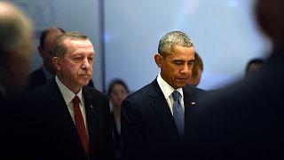 Erdoğan ve Obama 2015 Arşiv