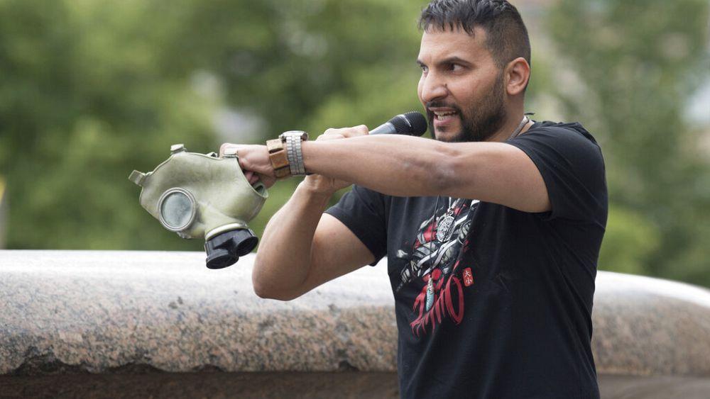 Keine Festnahme: Attila Hildmann offenbar ins Ausland geflohen