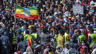 """L'Éthiopie honore ses militaires et annonce la phase """"finale"""" de l'offensive au Tigré"""