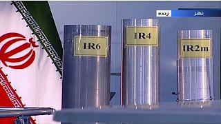 تصویر سانتریفیوژهای نسل جدید ایران در تاسیسات غنیسازی نطنز