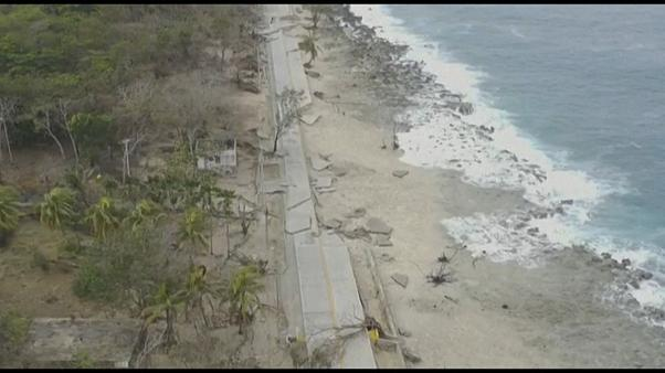 Amérique centrale : la tempête tropicale Iota a déjà fait au moins dix morts