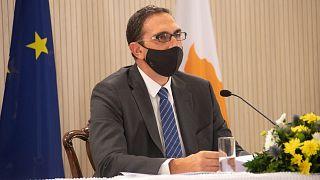 Ο Υπουργός Υγείας της Κύπρου Κωνσταντίνος Ιωάννου