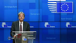 European Commissioner for the Economy Paolo Gentiloni