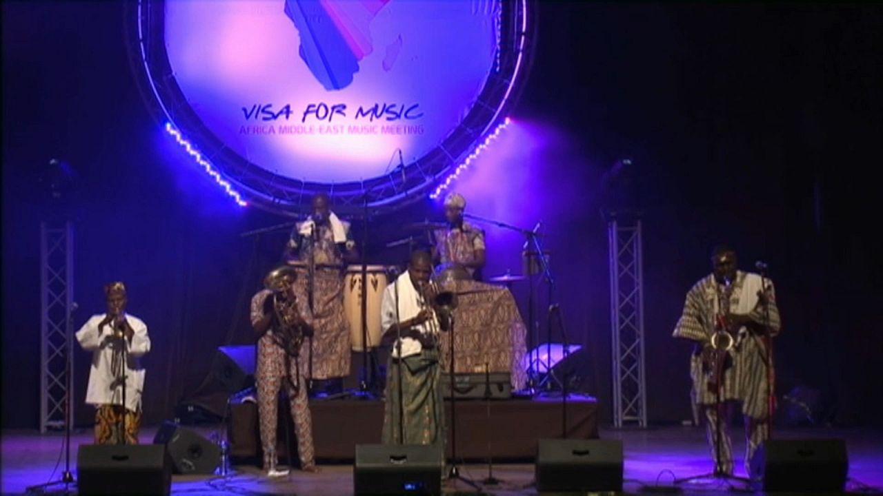 Online térbe szorult az afrikai és közel-keleti zenésztalálkozó