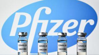 Alman BioNtech ve Amerikan ilaç devi Pfizer'in geliştirdiği koronavirüs aşısı