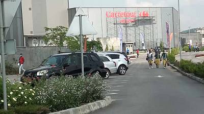 Largest Central Africa Shopping Mall opens in Douala Cameroon - Tatahfonewsarena