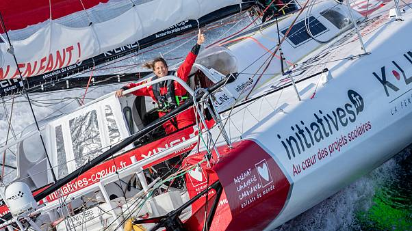 Vendée Globe: The feminine touch of sailing