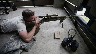 تک تیرانداز ارتش آمریکا