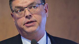 Denmark's Agriculture Minister Mogens Jensen announced his resignation on Wednesday.