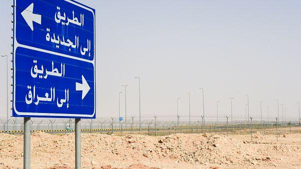 السعودية نيوز |      شاهد: إعادة فتح معبر عرعر الحدودي بين العراق والسعودية المغلق منذ 30 عاما