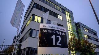 Biontech-Firmensitz
