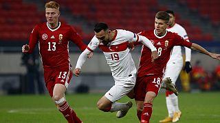 Türkiye Macaristan maçı