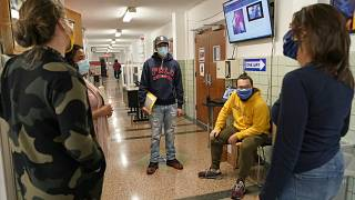 New York schools virus