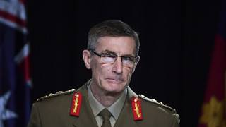 Chief of the Australian Defence Force Gen. Angus Campbell