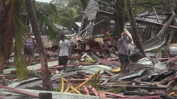 Éveken át érezheti Közép-és Dél-Amerika gazdasága az Iota hurrikán pusztítását