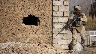 سرباز آمریکایی در عراق