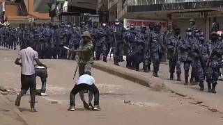 Uganda: Deadly protest after Bobi Wine's arrest leaves 7 dead