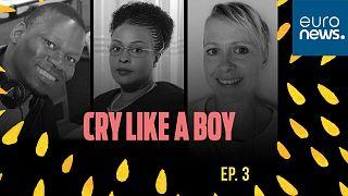Cry Like a Boy. Masculinity in conversation : Burundi. Part 1.
