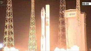 پرتاب ناموفق نخستین ماهواره رصدگر اسپانیا