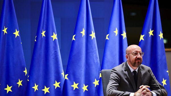 EU leaders struggle to break budget deadlock amid veto from Poland and Hungary