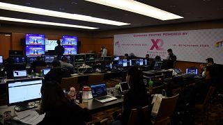 الرئيس الصيني شي جينبينغ، اجتماع افتراضي  لمنظمة التعاون الاقتصادي لآسيا والمحيط الهادئ