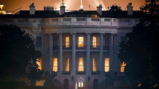 کاخسفید در واشنگتن