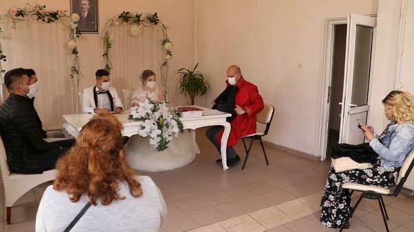 Hochzeit in Bolu