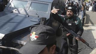 قوات تابعة للشرطة الباكستانية الخاصة