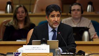 المدير الإقليمي لمنظمة الصحة العالمية في دول شرق المتوسط أحمد المنظري