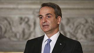 Yunanistan Başbakanı Kyriakos Miçotakis