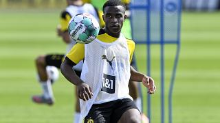 Cameroonian Youssoufa Moukoko Could Make Dortmund History