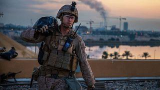 نظامی آمریکایی در عراق