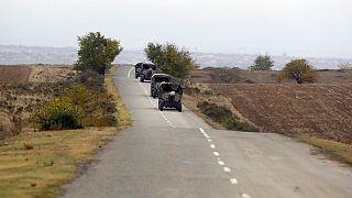 ارتش آذربایجان وارد آغدام شد