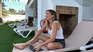 Canarias troca el turismo por el telebrabajo al rebufo de la pandemia y los confinamientos