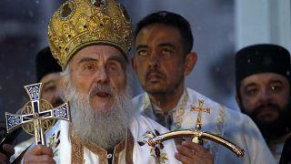 Ο Πατριάρχης Σερβίας Ειρηναίος