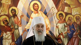 Patriarch Irinej (Aufnahme aus dem Jahr 2012)