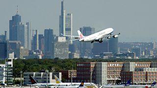 Aeroporto de Frankfurt (Arquivo)