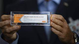 Çinli ilaç devi Sinovac'ın Türkiye'de denenen aşı adayı CoronaVac