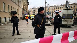 Rusya polisi