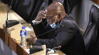 Jacob Zuma risque six mois de prison