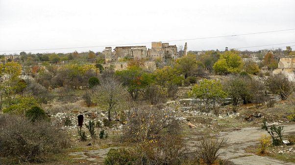 Agdam, soprannominata l'Hiroshima del Caucaso