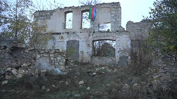 Azerbajdzsán újraéleszténé a szellemváros Fizulit