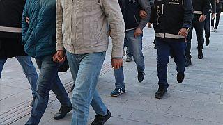 PKK'ya yönelik soruşturma kapsamında 101 süpheliye gözaltı kararı