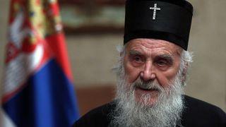Líder da igreja ortodoxa sérvia morre com Covid-19
