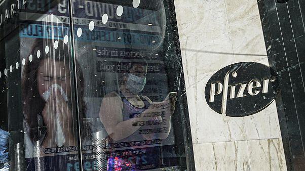 H Pfizer επιχειρεί να εξασφαλίσει την πρώτη έγκριση