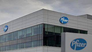 Amerikan ilaç firması Pfizer