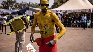 Dernier jour de campagne à Ouagadougou