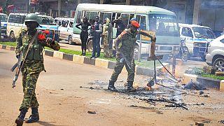 Беспорядки в Уганде: десятки погибших