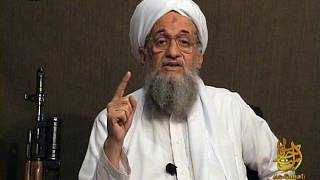 El Kaide örgütünün lideri Eymen el-Zevahiri