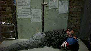 En Hongrie, les sans-abri redoutent davantage l'hiver que la Covid
